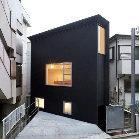 atelier tekuto: OH house | Rendons visibles l'architecture et les architectes | Scoop.it