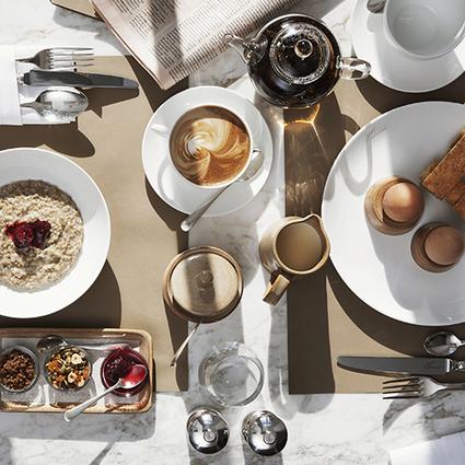 Un petit déjeuner chez Burberr | Les Gentils PariZiens : style & art de vivre | Scoop.it