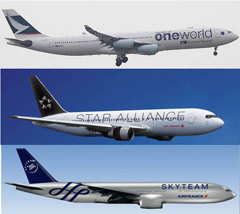 Fracturing airline alliances could signal wave of industry consolidation | The Internal Consultant - Airlines & Aviation | Scoop.it