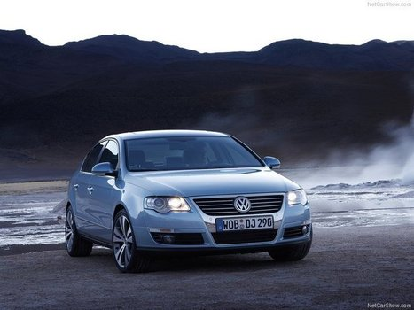 Volkswagen stopped Passat production, New in 2014 | AllOnAuto.com | New Cars and Bikes in India | allonauto.com | Scoop.it