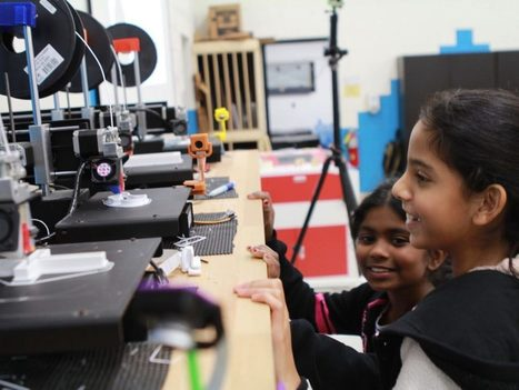 Innovation Access Program - Digital Harbor Foundation | 3D Printing and Fabbing | Scoop.it