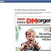 Facebook retire la couverture du Morgen sur la guerre en Syrie - RTBF Medias | Going social | Scoop.it