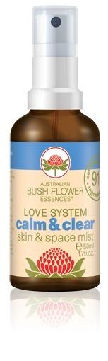 Love System - Organic Calm & Clear Mist by Australian Bush Flower Essences - Review   Bien-etre et sante   Scoop.it
