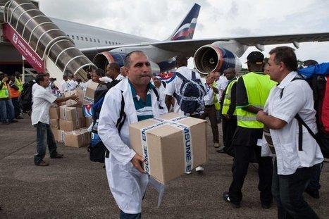 Cuba's Impressive Role on Ebola | my universe | Scoop.it
