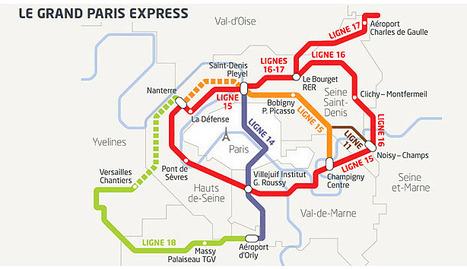 Chef de Projet Bâtiment Gare (H/F) #Paris | Emploi #Construction #Ingenieur | Scoop.it