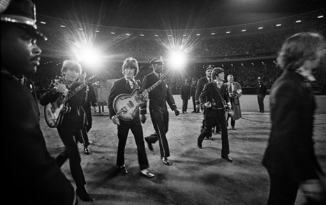 Paul McCartney Unveils Never Before Released BEATLES Photos at Historic ... - Broadway World | Leica | Scoop.it