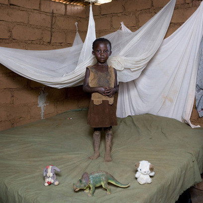 Photos of Children From Around the World With Their Most Prized Possessions | Human Geography CP | Scoop.it