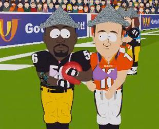 South Park takes aim at NFL, refs and head trauma in Sarcastaball   Ad Vitam Basketball   Scoop.it