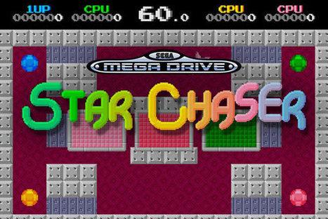Chassez l'étoile à 4 avec Star Chaser sur Mega Drive | Vade RETROGames sans tanasse! | Scoop.it