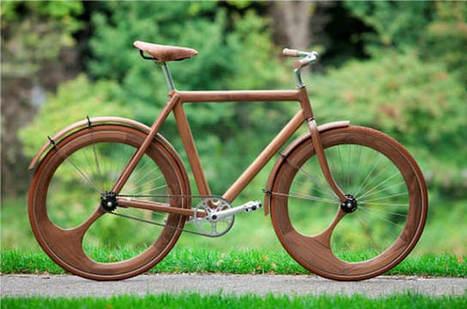 [VIDEOS] Las bicicletas ecológicas más curiosas del mundo | Educacion, ecologia y TIC | Scoop.it