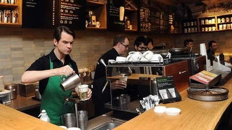 Individuo pide un café normal en Starbucks | Temas varios de Edu | Scoop.it