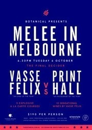 Melee in Melbourne : Join in for the Final Round | Restaurant | Scoop.it
