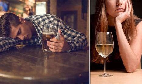 Young Brits more likely to drink heavily if they have been to UNIVERSITY - Daily Express | MRC research in the news | Scoop.it