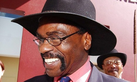 Boxer Rubin 'Hurricane' Carter wrongly convicted of murder dies at 76 - Mail Online | Bruce Springsteen | Scoop.it
