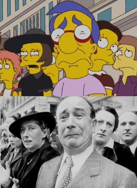 10 Surprising Simpsons Easter Eggs Hiding in Classic Episodes | Tudo o resto | Scoop.it