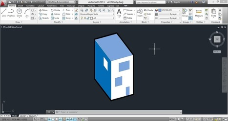 50 AutoCAD Commands You Should Know | softwares | Scoop.it