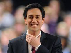 Ed Miliband sees Labour's lead shrink | The Indigenous Uprising of the British Isles | Scoop.it