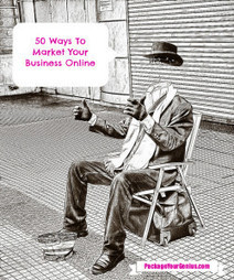 How to Market Your Business Online: 50 Awesome Ideas! | Package Your Genius | TPM Market News | Scoop.it