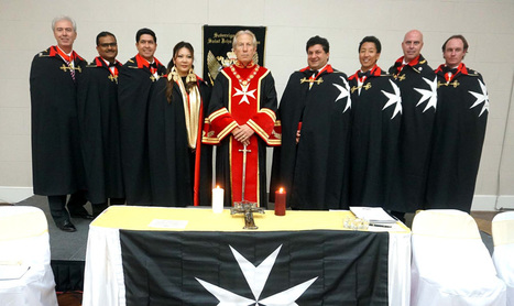 OSJ Knights of Malta Ordained High Profile Noble Knights During The 4th G.O.D. Awards in New York | PR Arrow | Scoop.it