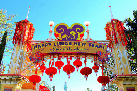 Celebrate the Lunar New Year with Disney! | Travel | Scoop.it