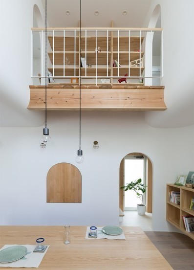 "Alts Design Office creates ""comfy"" Outsu house in Japan 