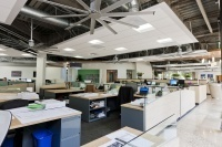 DPR Construction Designs Environmentally Responsible Workspace Using Acuity Brands Lighting and Controls Solutions | CONSTRUCTION SINGULARITY | Scoop.it