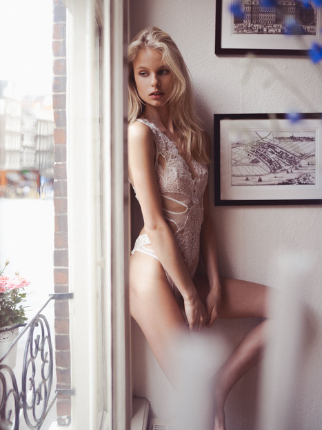 ELLA DIEKE by Shaun Guckian - C-Heads Magazine | mmania | Scoop.it
