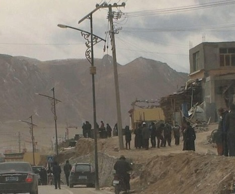 """Tibetans Detained for Protesting Destruction of Their Homes 