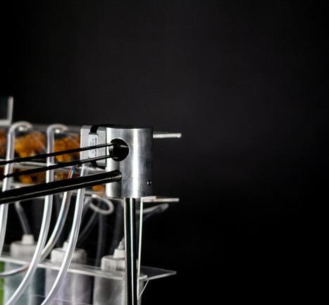 Quakescape 3D Fabricator, interactive installation by James Boock | ARTE, ARTISTAS E INNOVACIÓN TECNOLÓGICA | Scoop.it