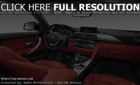 2015 BMW 435i Gran Coupe | CarsPiece.Com | CarsPiece | Scoop.it