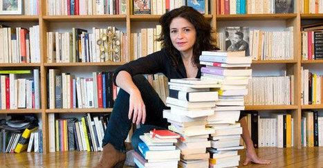 Comment les écrivains rangent-ils leurs livres ?   Information documentaire   Scoop.it