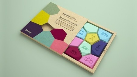 Estimote Nearable stickers detect location, temperature and motion | digital marketing | Scoop.it