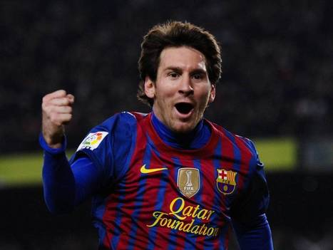 Goalposts for Barcelona scoring record moved forward for Lionel Messi | Lionel Messi | Scoop.it