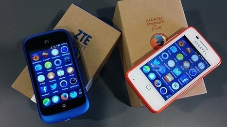 Firefox gets into the smartphone business | Mobile Learning in Higher Education | Scoop.it