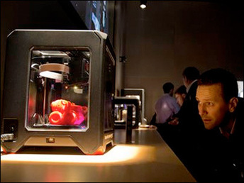 3-D printing set to break out of niche | Technologies | Scoop.it