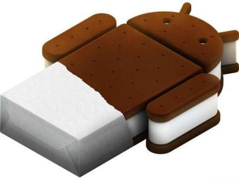 Ice Cream Sandwich source code now being pushed to git servers   Do The Robot   Scoop.it