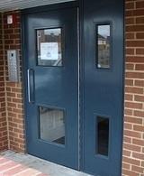 Fire exit door | Cold Room Doors | Scoop.it