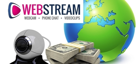 The Size of the Camming Industry   Webstream   Scoop.it