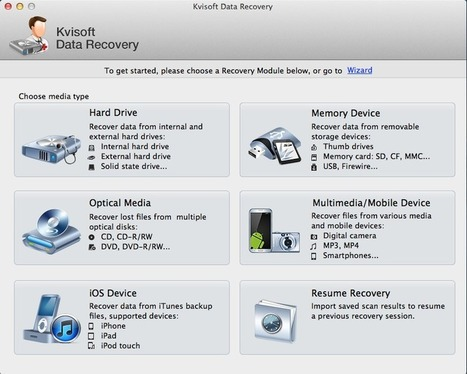 How to Recover Deleted Files from iPad - Kvisoft | Recover Deleted Files | Scoop.it