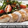 high protein foods to increase protein Intake
