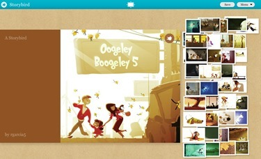 Storybird - Collaborative storytelling | Create: 2.0 Tools... and ESL | Scoop.it