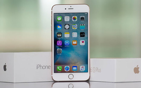 Apple announces record iPhone 6s sales of 13m - Telegraph | GADGETS -and- TECHNOLOGY | Scoop.it