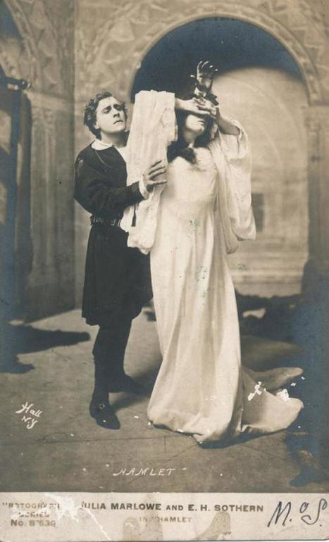 Browse Nearly 1,000 Photo Postcards of Late-19th-Century Stage Productions of Shakespeare | Fotografía  Historia  Archivo | Scoop.it