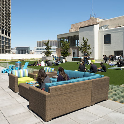 Twitter's global headquarters by IA Architects and Lundberg Design | bureau : espace innovant | Scoop.it