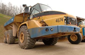 25 Days of RollOuts: Michelin's X-Super Terrain Tire | Mines & Quarry | Scoop.it