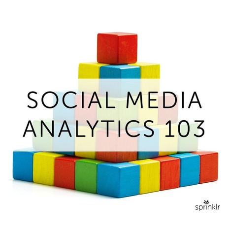 Social Media Analytics: Using Social Data to Tackle 3 Biggest Business Problems | Digital Experience Journal | Scoop.it