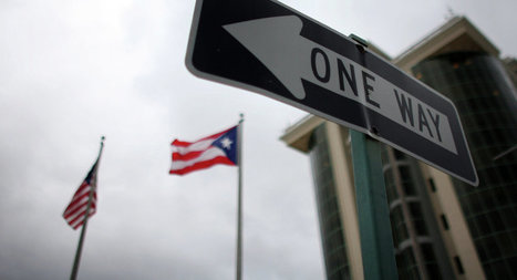 Puerto Rico Defaults, Faces Collapse at Hands of Hedge Fund Leeches | Global politics | Scoop.it