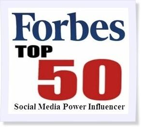 Las 50 personas más influyentes del Social Media en 2013 según la revista Forbes. Web Empresa 2.0   eSalud Social Media   Scoop.it