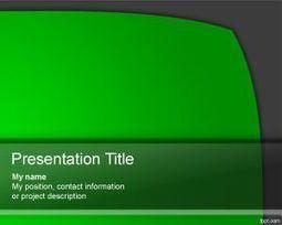 Visionary PowerPoint Template   Plantillas PowerPoint Gratis   Plantilas PowerPoint   Scoop.it