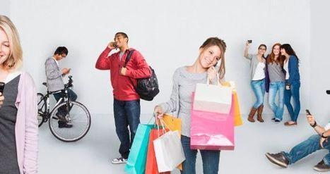 Consumo de conteúdo no mobile ultrapassa tempo em frente à TV | Trends & Design | Scoop.it
